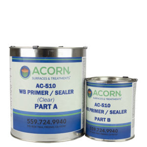 AST 731 100 Solids Clear Epoxy - Acorn Surfaces